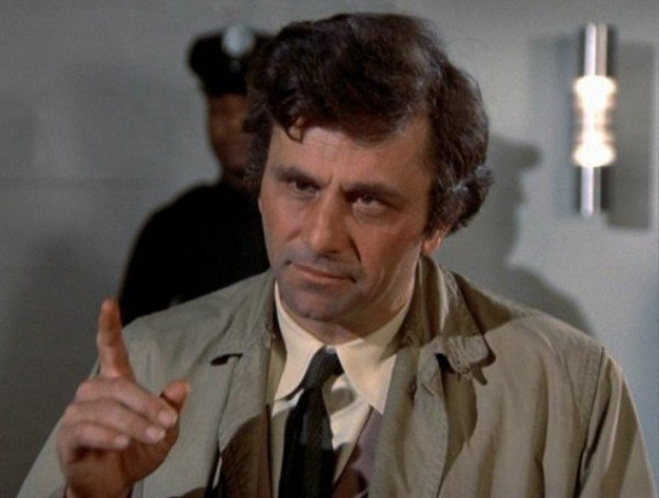 Columbo Pointing