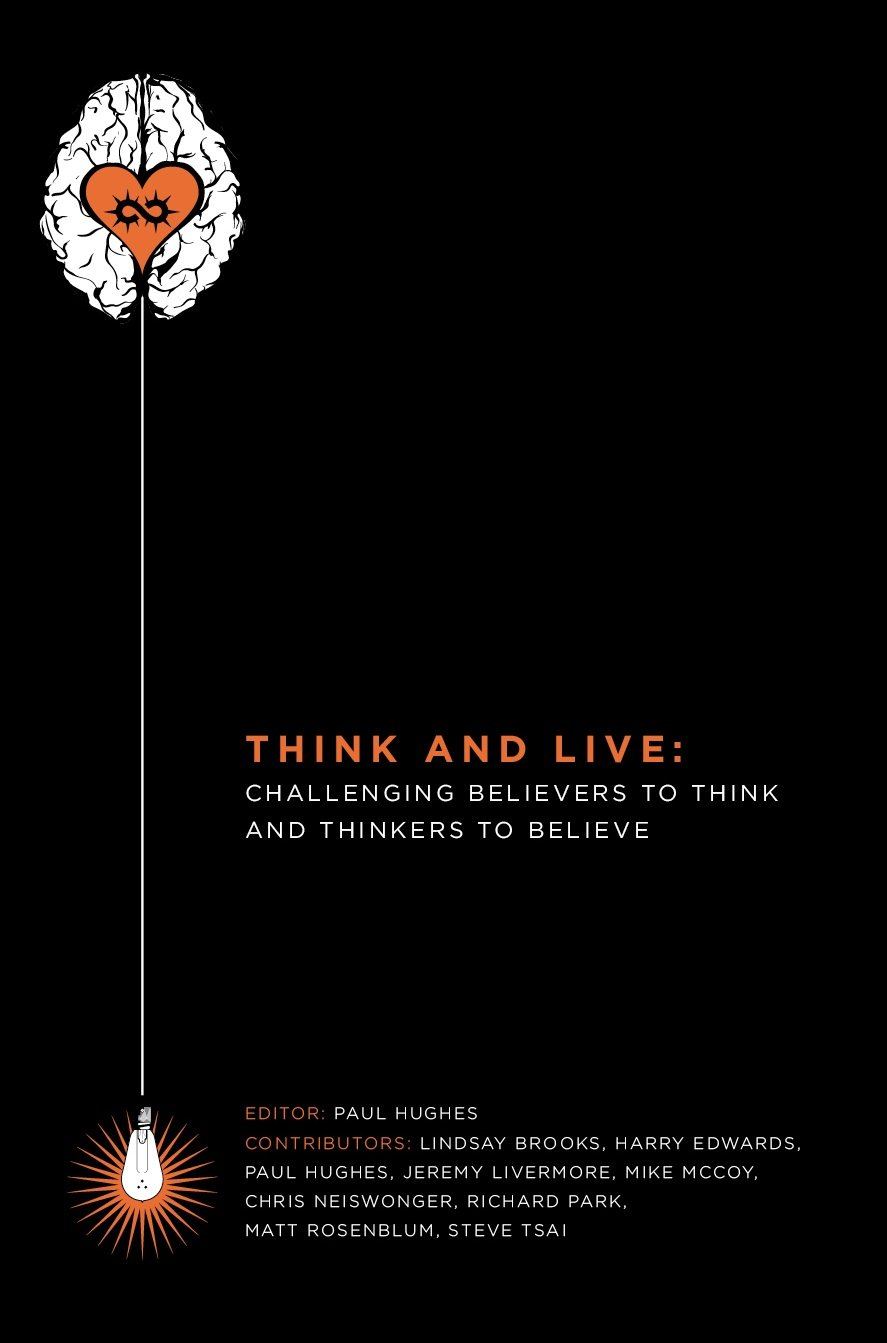 Think and Live Cover Front