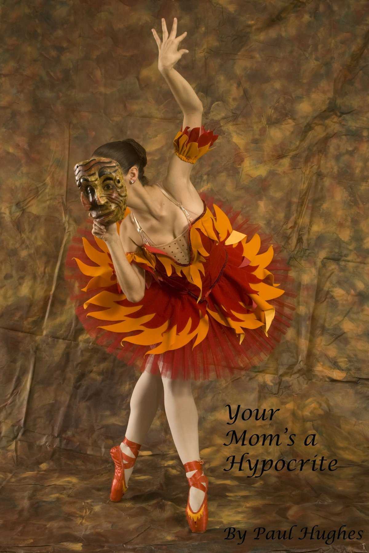 Janus Ballerina in a Firebird Costume