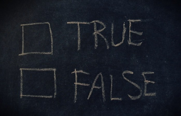 True False Test